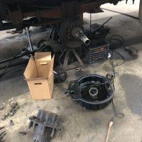 Heavy Truck Brake Service