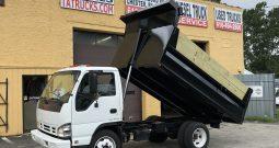 GMC W5500 Contractor Dump Body