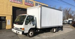 GMC W4500 16 Foot Box with Gate