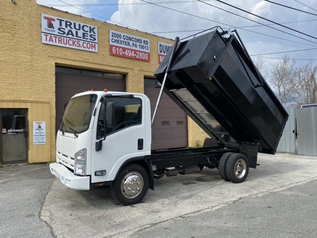 Junk Hauler Dump Package