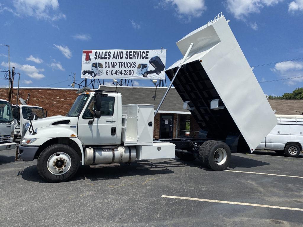 tatrucks.com Tree Chip Dump Truck - Chipper Dump