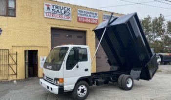 12 foot dump body 13 cubic yard, swing rear - barn doors - five ton hydraulics