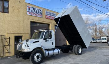 TA Truck Sales Tree Chip Dump Truck